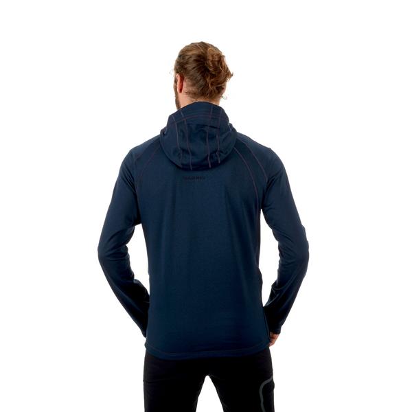 Mammut Midlayer Jackets - Runbold ML Hooded Jacket Men