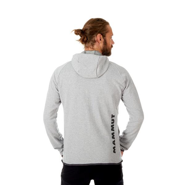 Mammut Clean Production - Mammut Logo ML Hooded Jacket Men