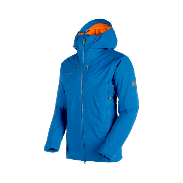 Mammut Hardshell-Jacken - Nordwand HS Thermo Hooded Jacket Men