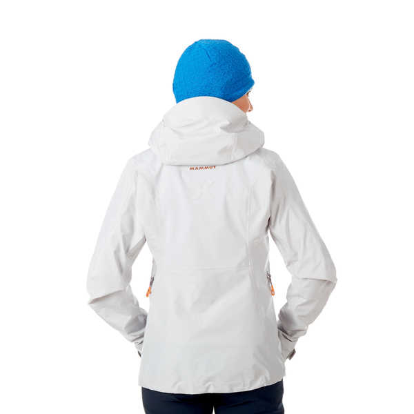Mammut Hardshell Jackets - Nordwand Advanced HS Hooded Jacket Women