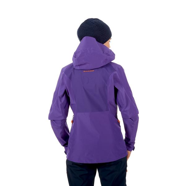 Mammut Hardshell-Jacken - Nordwand Advanced HS Hooded Jacket Women