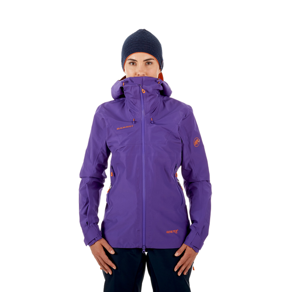 Mammut Vestes imperméables - Nordwand Advanced HS Hooded Jacket Women