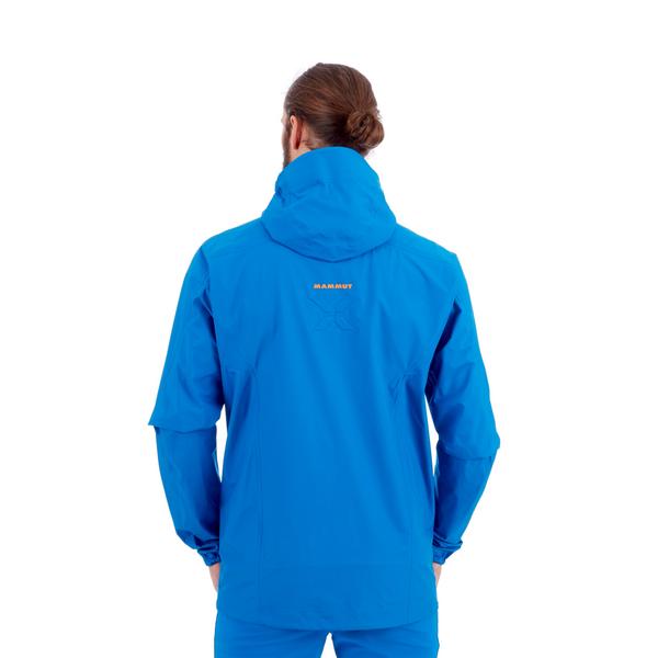 Mammut Hardshell Jackets - Nordwand Light HS Hooded Jacket Men