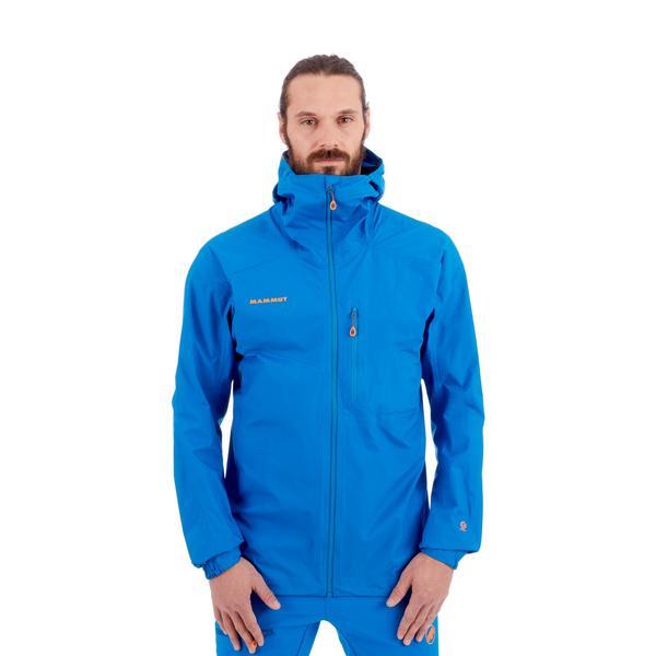 Mammut Vestes imperméables - Nordwand Light HS Hooded Jacket Men
