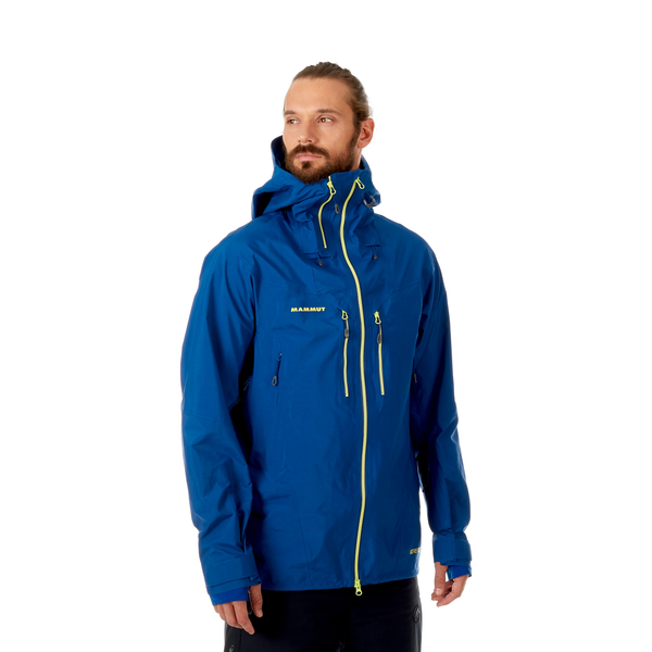 Mammut Clean Production - Alvier HS Hooded Jacket Men