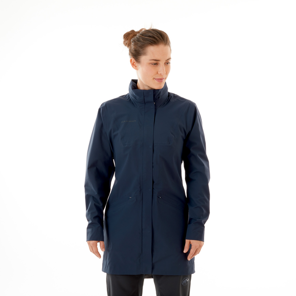 Mammut Clean Production - Alvra HS Hooded Parka Women