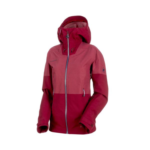 Mammut Ski- & Snowboardjacken - Alvier Armor HS Hooded Jacket Women