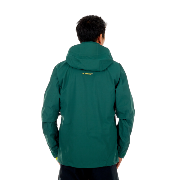 Mammut Vestes imperméables - Stoney HS Jacket Men