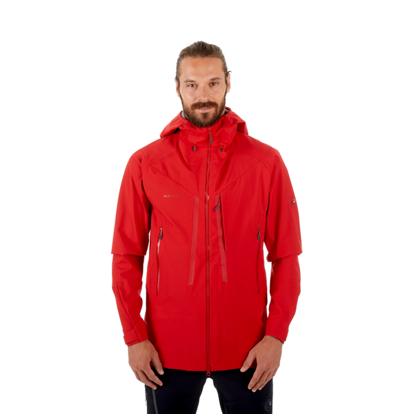 Mammut Clean Production - Masao HS Hooded Jacket Men