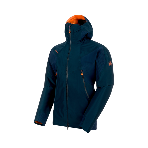 Mammut Hardshell Jackets - Nordwand HS Flex Hooded Jacket Men