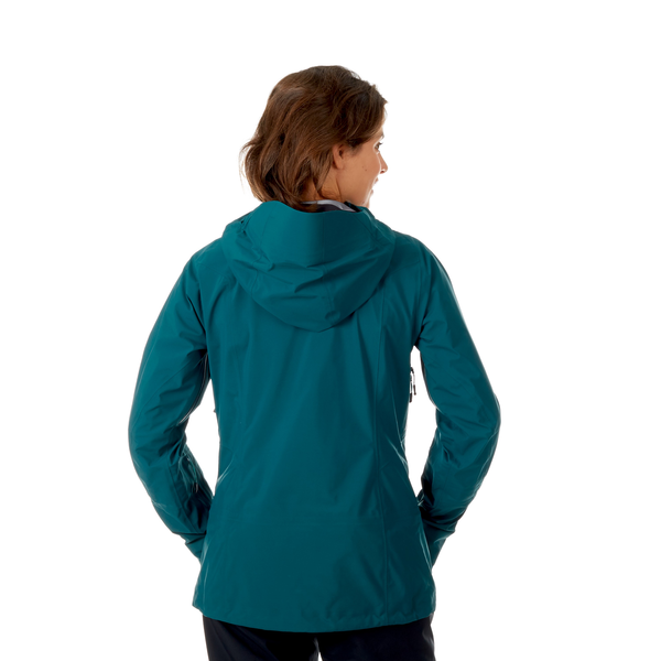 Mammut Ski- & Snowboardjacken - Alvier HS Hooded Jacket Women