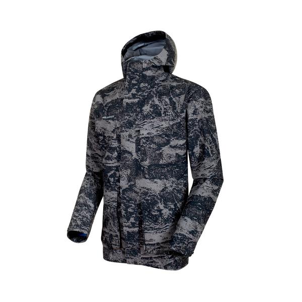 Mammut Vestes imperméables - Seon Pro HS Hooded Jacket Men