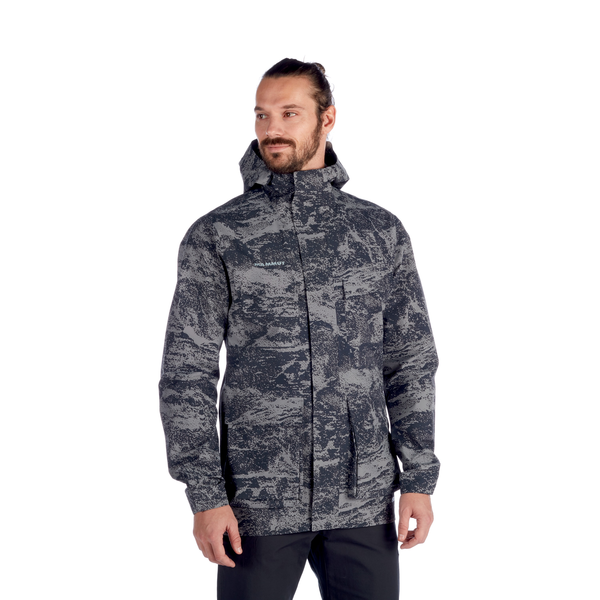 Mammut Hardshell-Jacken - Seon Pro HS Hooded Jacket Men