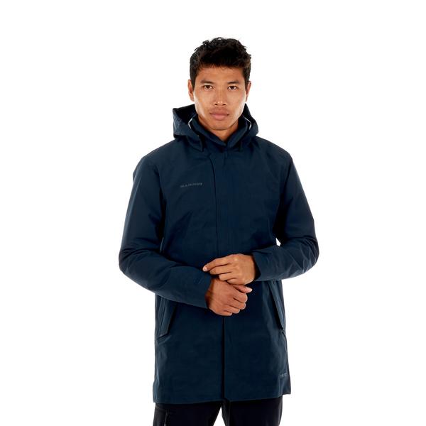Mammut Hardshell Jackets - Seon 3 in 1 HS Hooded Coat Men