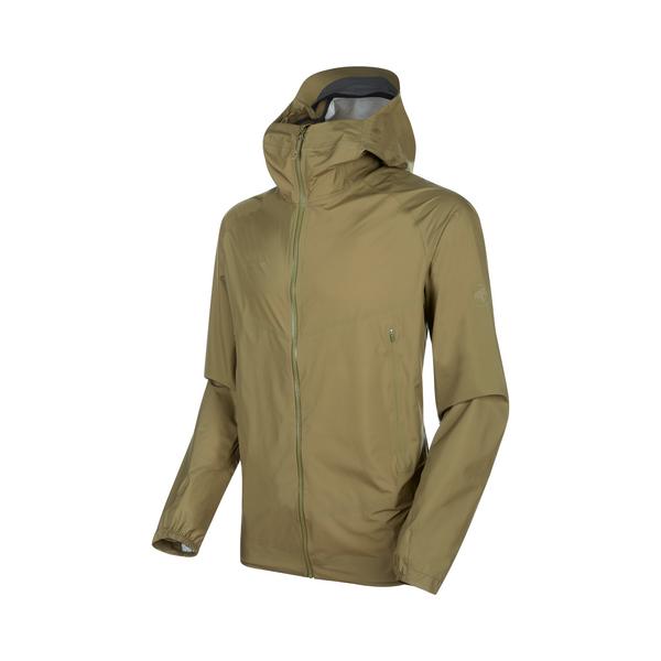 Mammut Hardshell-Jacken - Masao Light HS Hooded Jacket Men