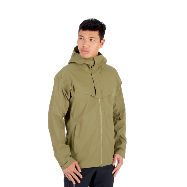 Mammut We Care - Zinal HS Hooded Jacket Men