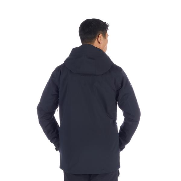 Mammut Hardshell Jackets - Cruise Tour HS Thermo Hooded Jacket Men