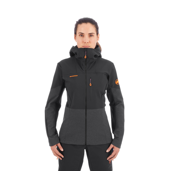 Mammut Softshell Jackets - Eisfeld Light SO Hoody Women