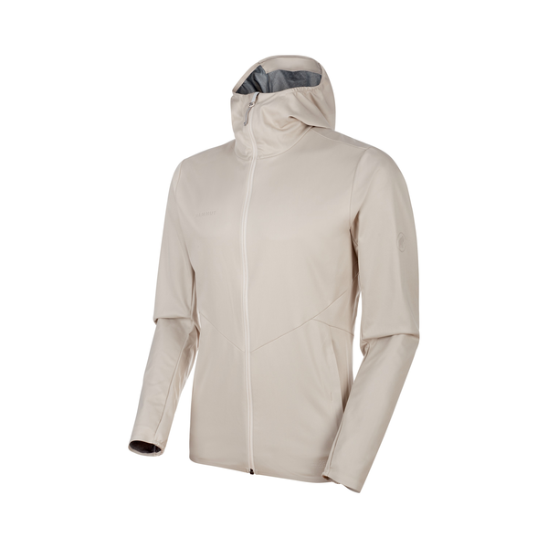 Mammut Clean Production - Ultimate V Tour SO Hooded Jacket Men