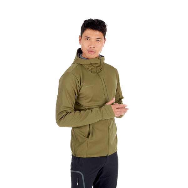Mammut Vestes Softshell - Ultimate V SO Hooded Jacket Men