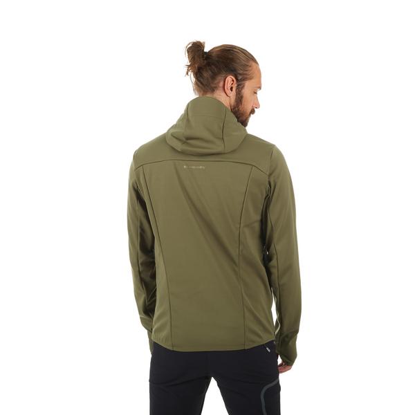 Mammut Softshell Jackets - Ultimate V SO Hooded Jacket Men