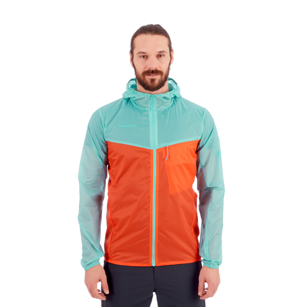 Mammut Coupe-vent - Convey WB Hooded Jacket Men