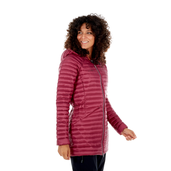 Mammut Clean Production - Alvra Light IN Hooded Parka Women