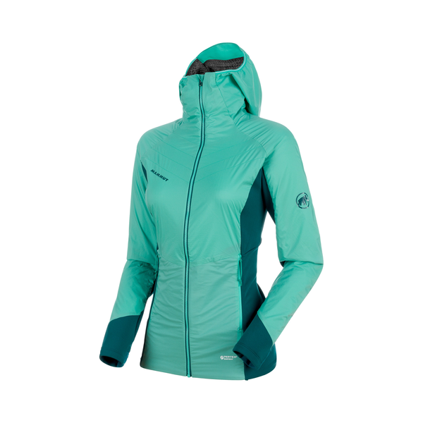 Mammut Isolationsjacken - Aenergy IN Hooded Jacket Women