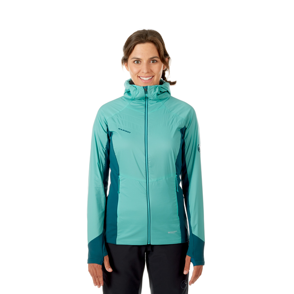 Mammut Insulated Jackets - Aenergy IN Hooded Jacket Women