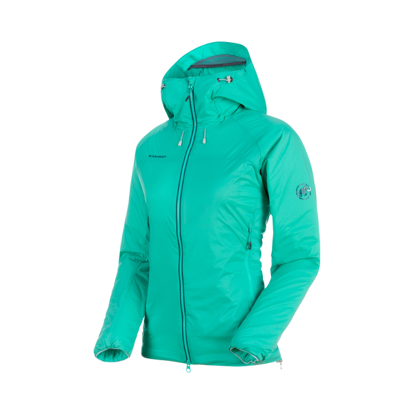Mammut Isolationsjacken - Rime IN Flex Hooded Jacket Women