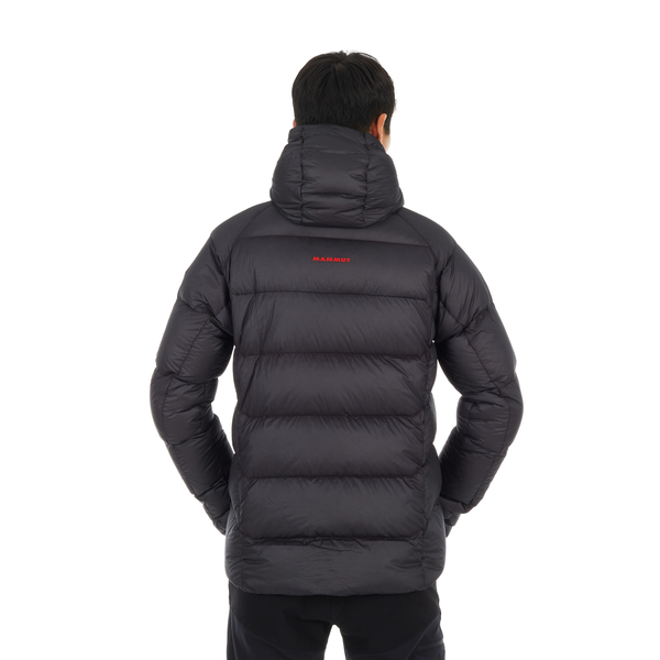 Meron Hooded Down Jacket for Men | Mammut® Online Shop UK