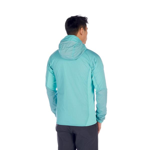 Mammut Vestes isolantes - Rime Light IN Flex Hooded Jacket Men