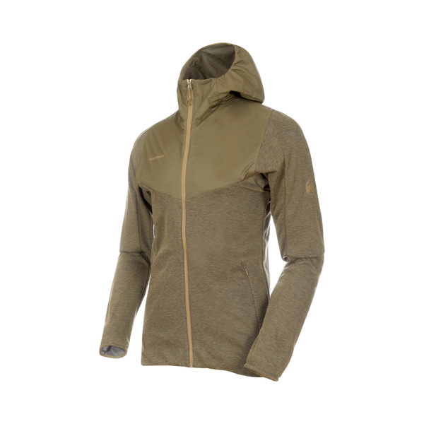 Mammut Midlayer Jackets - Alvra ML Hooded Jacket Men