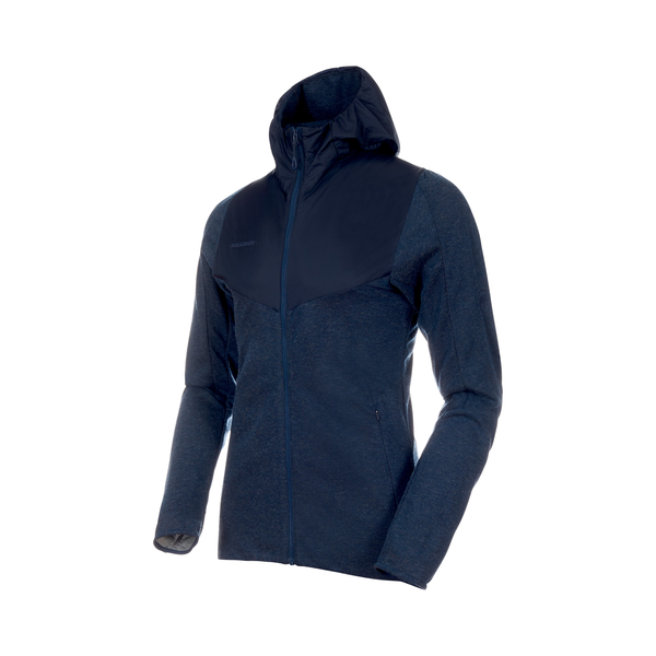 Mammut Couches intermédiaires - Alvra ML Hooded Jacket Men