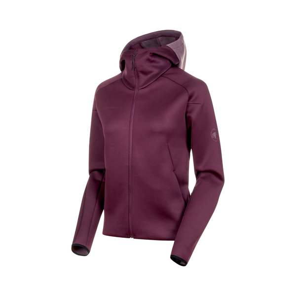 Mammut Sierra Blair-Coyle - Mammut Logo ML Hooded Jacket Women