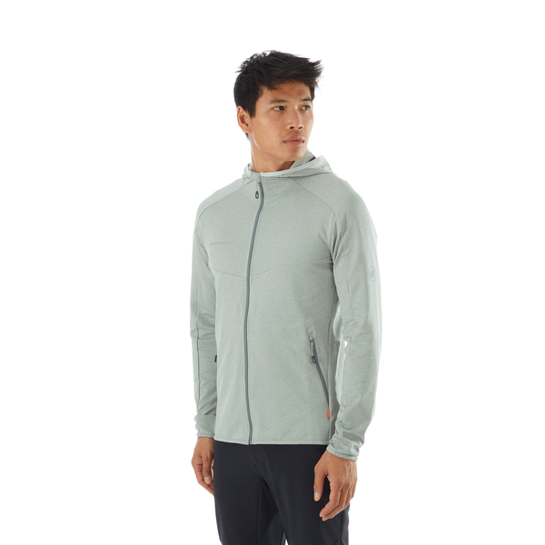 Mammut Couches intermédiaires - Nair ML Hooded Jacket Men