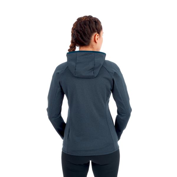 Mammut Midlayer Jackets - Nair ML Hooded Jacket Women
