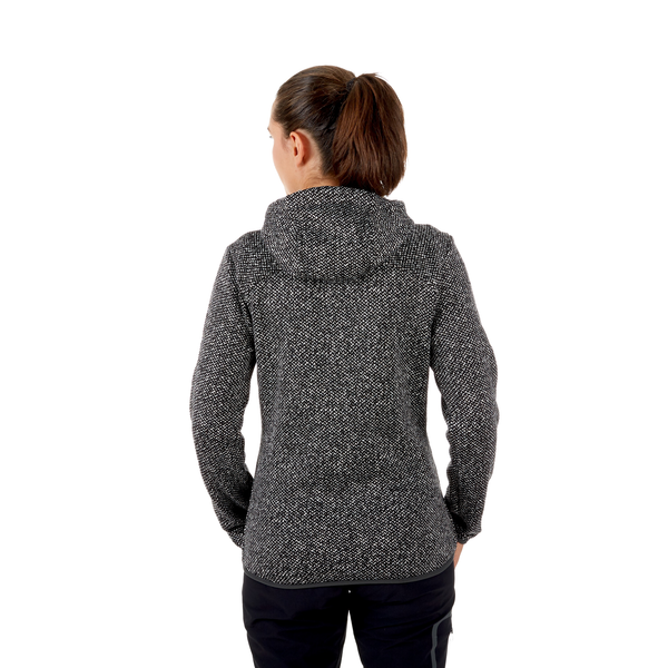 Mammut Couches intermédiaires - Chamuera ML Hooded Jacket Women