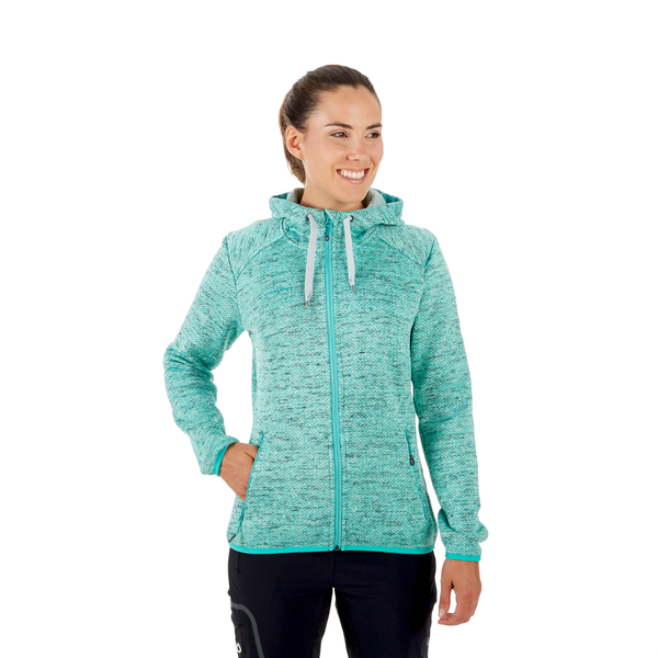 Mammut Midlayer Jackets - Chamuera ML Hooded Jacket Women