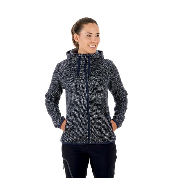 Mammut Midlayer Jackets - Chamuera ML Hooded Jacket Women