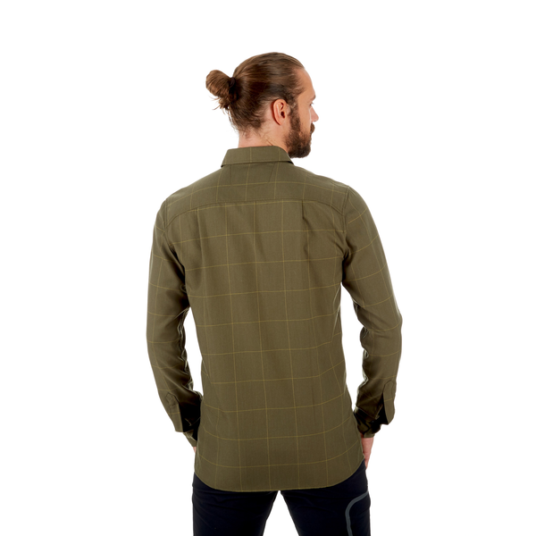 Mammut Clean Production - Alvra Longsleeve Shirt Men