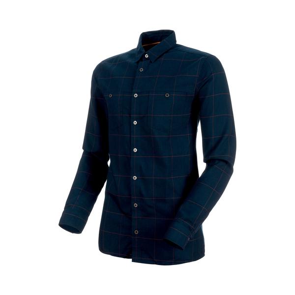 Mammut Clean Production - Alvra Longsleeve Shirt Men
