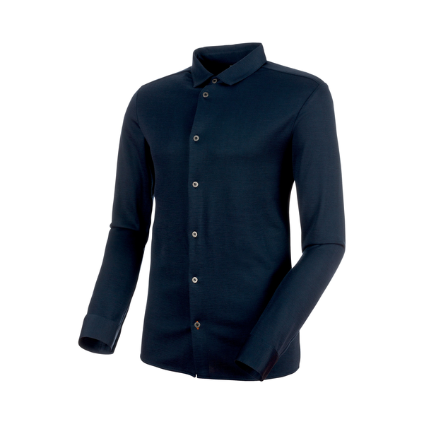 Mammut Chemises à manches longues - Fedoz Longsleeve Shirt Men