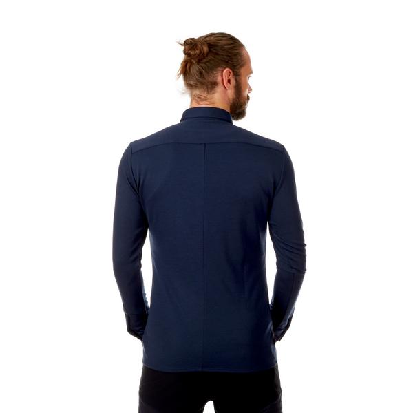 Mammut Longsleeve Shirts - Fedoz Longsleeve Shirt Men