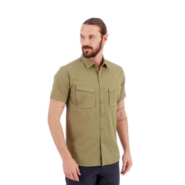 Mammut Shortsleeve Shirts - Belluno Shirt Men