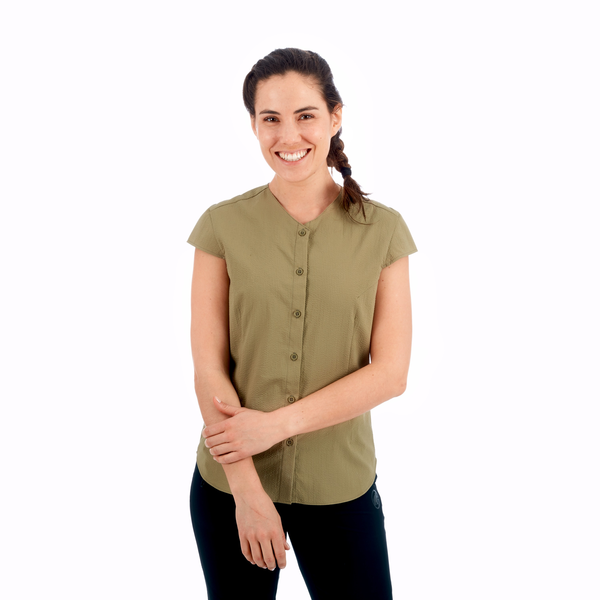 Mammut Chemises à manches courtes - Belluno Shirt Women