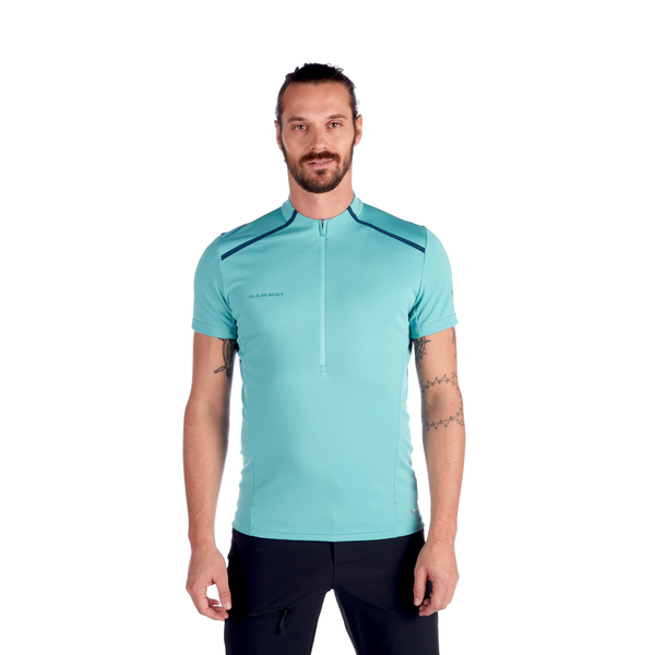 Mammut T-Shirts - Atacazo Light Zip T-Shirt Men