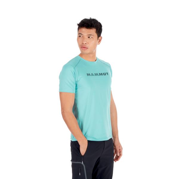 Mammut Clean Production - Splide Logo T-Shirt Men