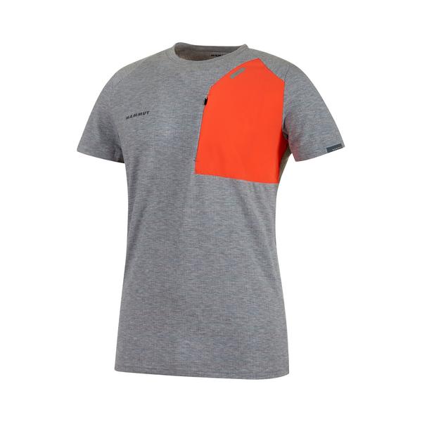 Mammut T-Shirts - Crashiano Pocket T-Shirt Men