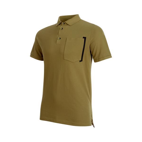 Mammut Polo Shirts - Teufelsberg Piqué Polo Men